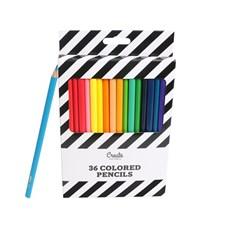 Färgpennor 36 färger