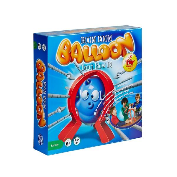 Boom Boom Balloon, Barnspel