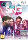 Let's Sing 2018 (Wii/WiiU)(Inkl. 2 mics)