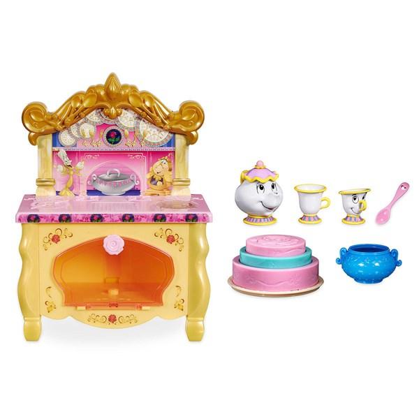 Belle's Förtrollade Kök  Disney Princess - rollek
