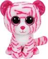 TY Asia, Hvit/rød tiger, 15 cm