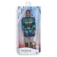 Mattias Basic Fashion Doll, Frost 2