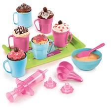Mug Cake Set, Koppekakesett, Smoby Chef