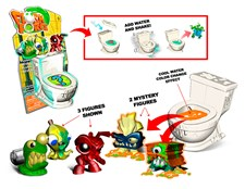 Flush Force, Filthy 5-pack