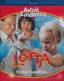 Lotta flyttar hemifrån (Blu-ray)