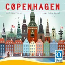 Copenhagen, Brädspel (SE/FI/NO/DK)