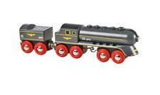Bullet Train With Tender, Brio-puurautatie