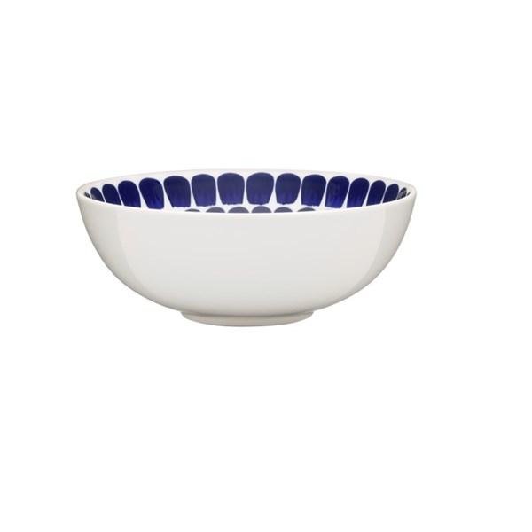 Arabia Tuokio Skål 18 cm Porslin Kobolt (blå) - tallrikar & skålar