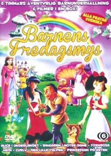 Barnens Fredagsmys (6-disc)