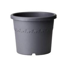 Kruka Algarve cilindro hjul 40cm (anthracite)
