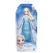 Classic Fashion Doll, Elsa, Disney Frozen