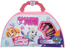 Carry Along Art Case, Rosa, Paw Patrol