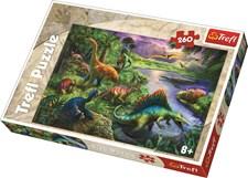 Pussel 260 bitar, Dinosaurs