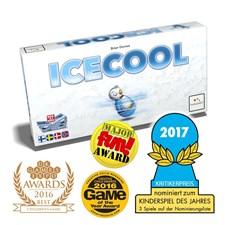 Ice Cool, Barnspel (SE/FI/NO/DK)