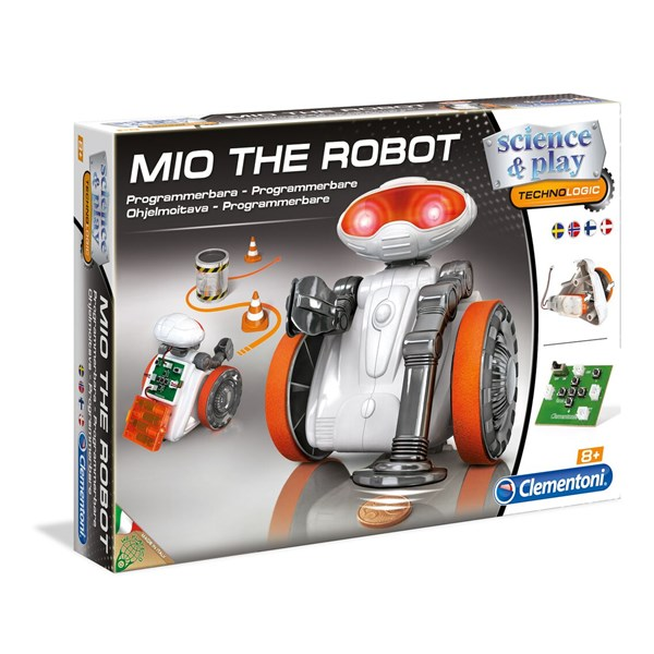 Mio the robot, IMC - interaktiva leksaker | Adlibris
