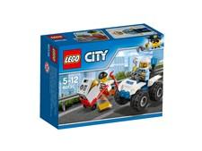 Fyrhjulingsjakt, LEGO City Police (60135)