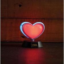 Zelda Heart Container 3D Lampa