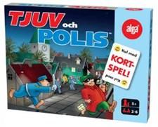 Tjuv & Polis Kortspel/resespel, Alga