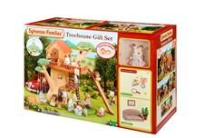 Treehouse, Gift set, Sylvanian Families