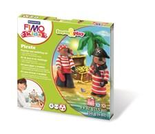 FIMO® KIDS Leire, Leiresett, Skap og lek, Sjørøvere