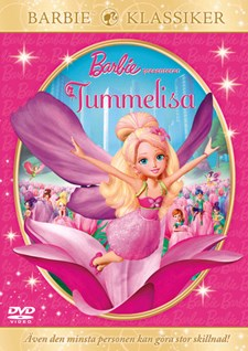DVD Barbie presenterar Tummelisa