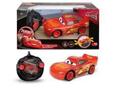 Lynet McQueen, Radiostyrt bil, RC Turbo Racer, 1:24, Disney Biler 3