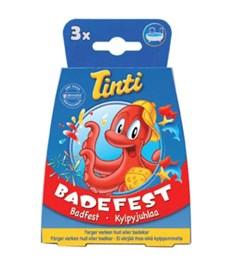 Badfest 3-pack, Tinti