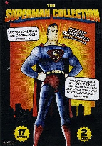 Superman - Animated collection (2-disc)  Noble Entertainment