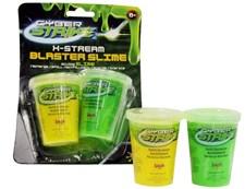 Refill, Slime Control, Cyber Strike