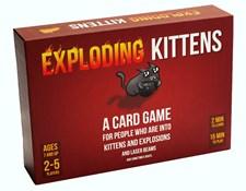 Exploding Kittens, Seurapeli
