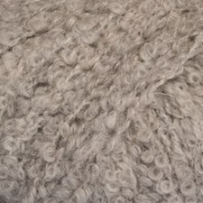 Drops Alpaca Bouclé Mix Garn Alapackamix 50g Light Grey 5110
