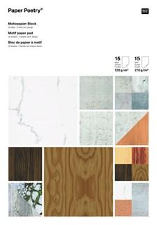 Designpapir grafiskt 30 ark