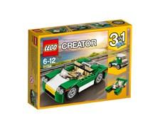 Vihreä avoauto, LEGO Creator (31056)