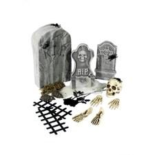 Halloween Dekorasjon 24 deler