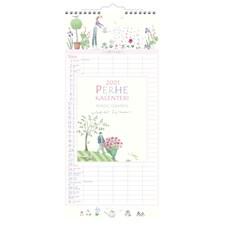 Perhekalenteri 2021 Judith Glover Burde