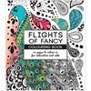 Aikuisten Värityskirja, Flights Of Fancy, 19,5x23 cm, 64, 1 Kpl