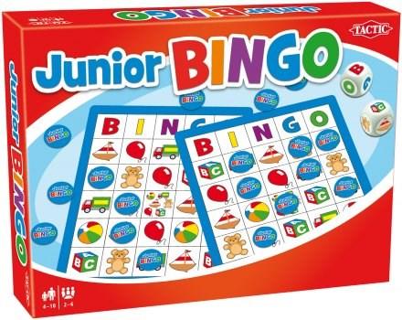 Junior Bingo (SE/FI/NO/DK/EN)