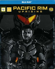 Pacific Rim 2: Uprising - Steelbook (Blu-ray)