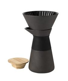 Stelton Kaffekanna Theo Svart