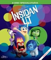 Disney Pixar Klassiker 15 - Insidan ut (Blu-ray)