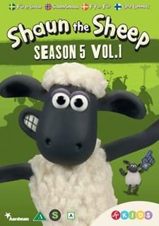 Fåret Shaun - Säsong 5 Vol 1