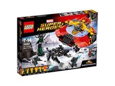 Hurja taistelu Asgardista, LEGO Super Heroes (76084)