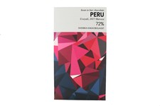 Svenska Kakaobloaget Mörk Choklad Peru Single Origin 72% 70 g