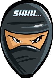 Ninja, Invitasjoner, 8 stk.