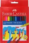 Tuschpennor Barn Faber-Castell 12-pack