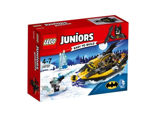 Batman™ vs. Mr. Freeze™, LEGO Juniors (10737)