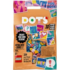 Extra DOTS – serie 2, LEGO® DOTS, (41916)
