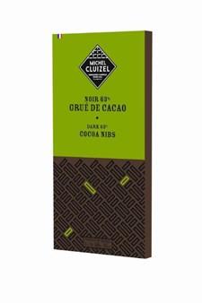 Michel Cluizel Grué de Cacao Chokladkaka 60% 100 g
