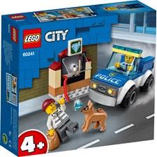 Politiets hundepatrulje, LEGO City Police (60241)