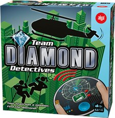 Diamond Detectives, Alga